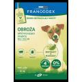 Francodex натуральный ошейник от насекомых для щенков и собак до 10 кг - 35 см*