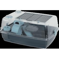 Клетка для грызуна прозрачный пластик VISION 55