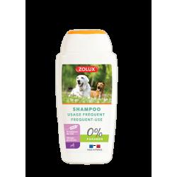 Шампунь для собак  для частого мытья, 250мл