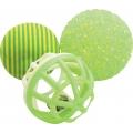 Игрушка для кошек шарик 4 см х 3шт