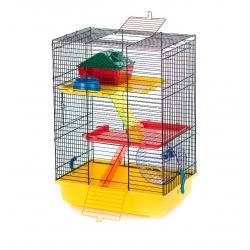 Клетка  для грызуна Teddy II + plastic