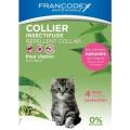 Francodex натуральный ошейник от насекомых для котят 35 см