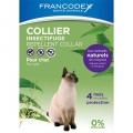 Francodex натуральный ошейник от насекомых для котов 35 см