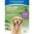 Francodex натуральный ошейник от насекомых для собак 20 кг и больше - 72 см