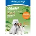 Francodex натуральный ошейник от насекомых для щенков и собак до 10 кг - 35 см