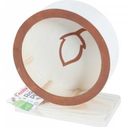 Деревянное колесо для грызунов 15.7 см