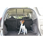 Собачье ограждение в машину